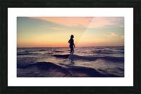 sun kiss Picture Frame print