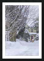 A country inn Impression et Cadre photo