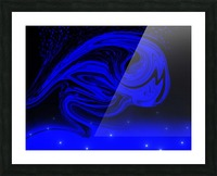 Wave Of Destraction Picture Frame print