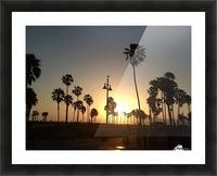 Venice Beach, California Picture Frame print