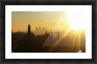 Los Angeles, Ca Picture Frame print