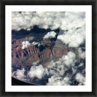 Arizona Canyons Picture Frame print