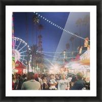Pomona Fair, California Picture Frame print