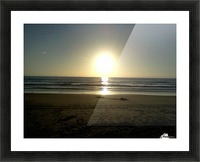 Oceanside, California Picture Frame print