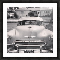 1950 Chevy  Picture Frame print