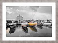 Cigarette Boats Picture Frame print