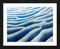 The Ice Field - La Banquise Picture Frame print