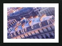 PRINTEMPS APRESMIDI Picture Frame print
