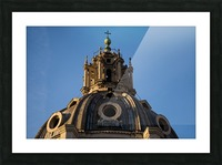 Italy with love Picture Frame print