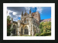 The Cathedral - England Landmarks Impression et Cadre photo