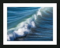 Wave of Changes - Vague de Changements Picture Frame print