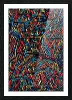 kalephant Picture Frame print