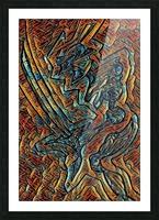 kanighkt  Picture Frame print