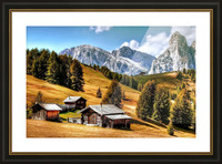 Italy DL_2179605 Picture Frame print