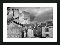Bourdeilles Dordogne SW France Picture Frame print