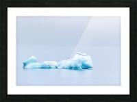 Iceberg Images - Alaska Picture Frame print