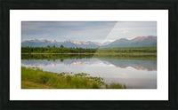 Photos Alaska Mountain Impression et Cadre photo