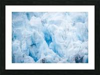 Alaska Gifts - Glacier Photographs Picture Frame print