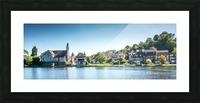 Beaulieu-sur-Dordogne Picture Frame print