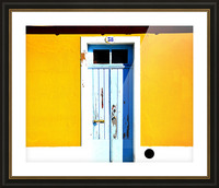 Yellow 04_OSG Picture Frame print
