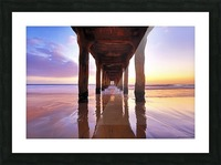 stronger than ever Picture Frame print
