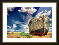 BOAT 01_OSG Picture Frame print