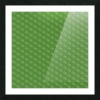 Green Park Picture Frame print