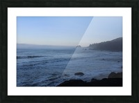 Rocky Point Picture Frame print