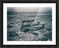 Formation Of Spitfires - 1943 Picture Frame print