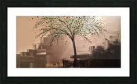 Tree of Treasures Picture Frame print