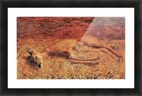 Dead deer by Albin Egger-Lienz Picture Frame print