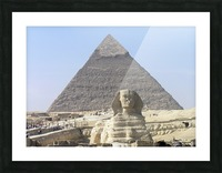 Egypt 3 Picture Frame print