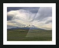 Shasta 1 Picture Frame print