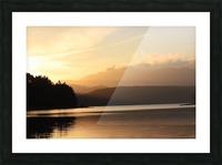 Dewatto glow Picture Frame print