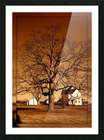 Magnificent Tree Picture Frame print