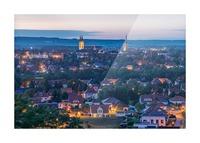 Halberstadt Picture Frame print