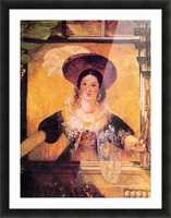 Jessica by Joseph Mallord Turner Picture Frame print
