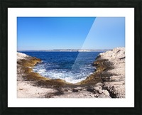 Turning Tide Picture Frame print