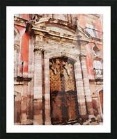México La Casa del Mayorazgo San Miguel de Allende Impression et Cadre photo