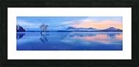 Lake Wanaka Picture Frame print