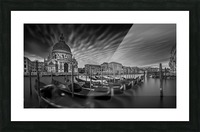 canale grande Picture Frame print