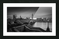 Westminster Bridge Picture Frame print