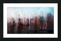Manhattan Impression et Cadre photo