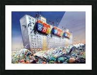 23 Krzysztof Grzondziel Picture Frame print