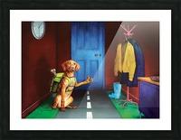 4 Krzysztof Grzondziel Picture Frame print