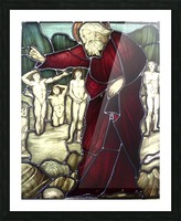 Edward Burne-Jones 8 Picture Frame print