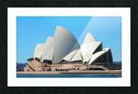 CitySydney3 Picture Frame print