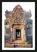 Cambodia28 Picture Frame print