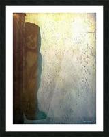 Edward Burne Jones retouched 3 Picture Frame print