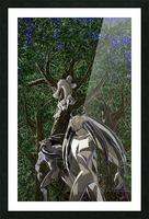 Lynx_Pesoak_Anik_Lafreniere Picture Frame print